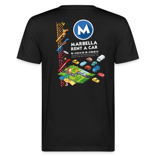 marbellarentacar.es - Men's Organic T-Shirt