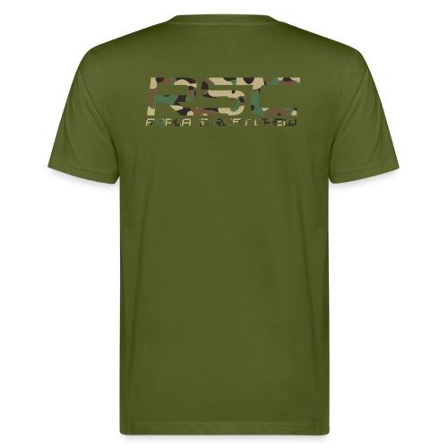 RSCcamo - Men's Organic T-Shirt