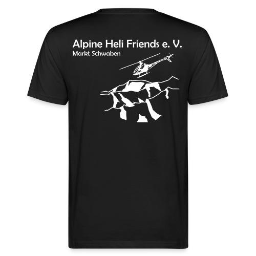 AHF Version 2 VEKTOR - Männer Bio-T-Shirt