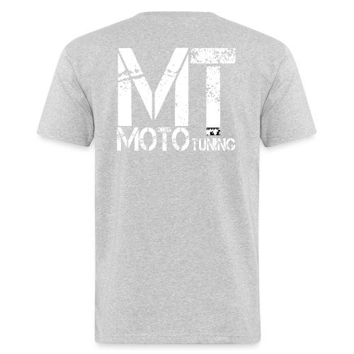 MotoTuning Logo - Men's Organic T-Shirt