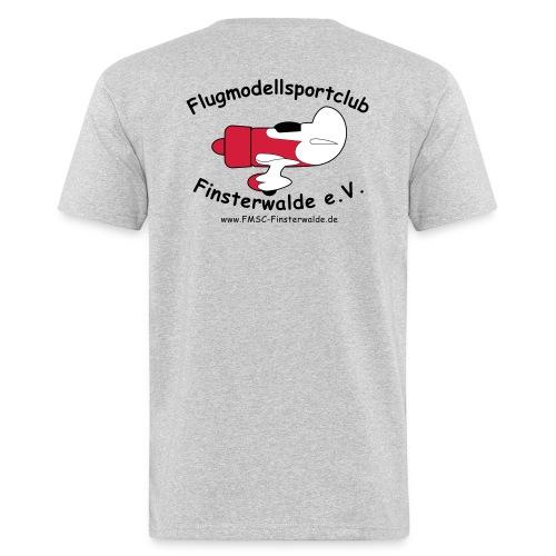 FMSC-Logo - Männer Bio-T-Shirt