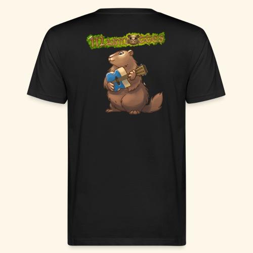 Tshirt Guitare - T-shirt bio Homme