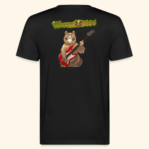 Tshirt Homme Bassiste dos - T-shirt bio Homme