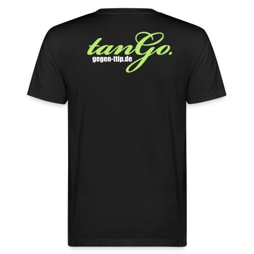 tango.gegen-ttip.de - Männer Bio-T-Shirt