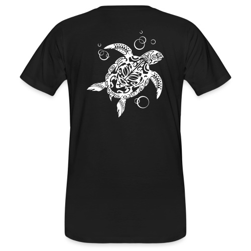 Watchful Turtle - Men's Organic T-Shirt