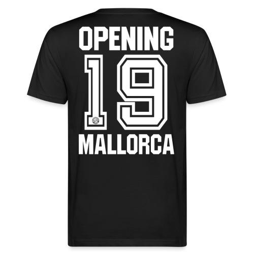 MALLORCA OPENING 2019 Hemd - Malle Tshirt - Mannen Bio-T-shirt