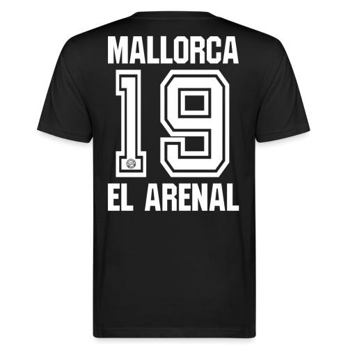 MALLORCA SHIRT 2019 - Malle Shirts - EL ARENAL 19 - Mannen Bio-T-shirt