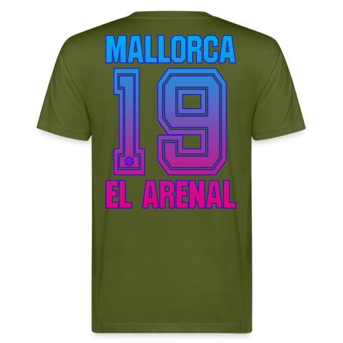 MALLORCA SHIRT 2019 - Malle Shirts - Männer Frauen - Mannen Bio-T-shirt