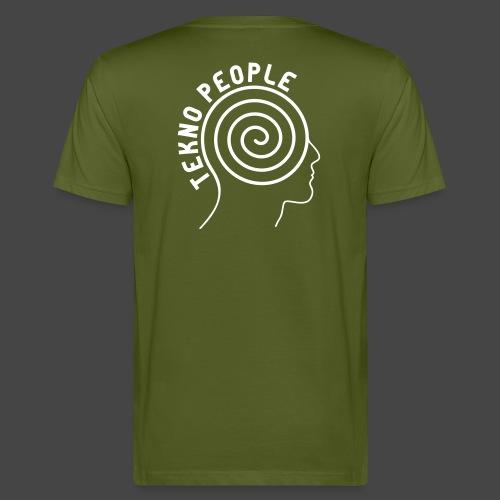 personnes tekno - T-shirt bio Homme