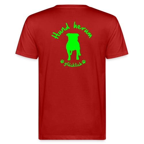 Vorschau: BULLY herum - Männer Bio-T-Shirt