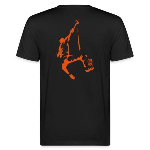 fallgrimpeur1sign - T-shirt bio Homme