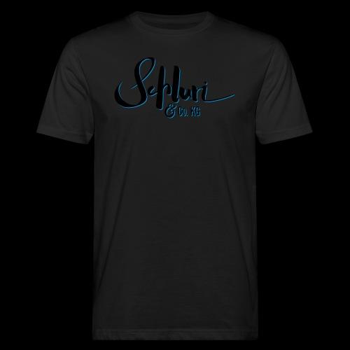 Schluri - Männer Bio-T-Shirt