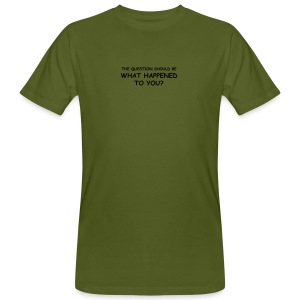 Whathappened - Mannen Bio-T-shirt