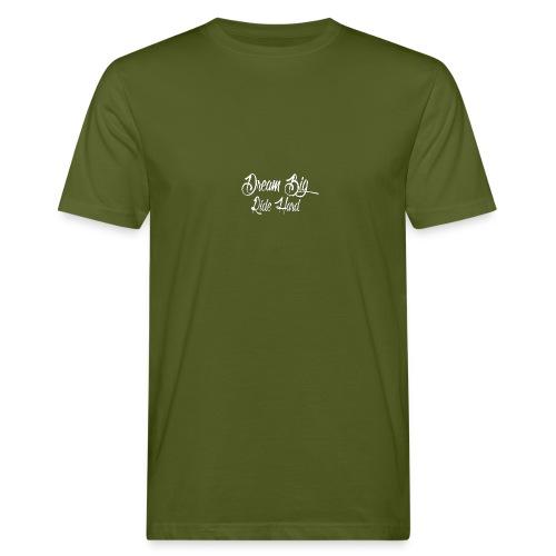 DreamBigRideHard - Camiseta ecológica hombre