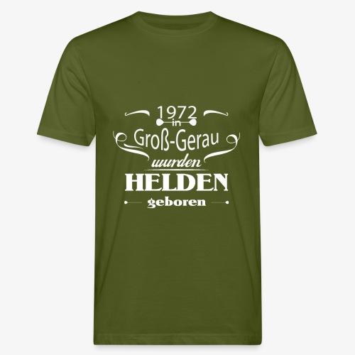 Gross Gerau 1972 - Männer Bio-T-Shirt