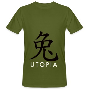 Utopia - Mr. Rabbit - Camiseta ecológica hombre