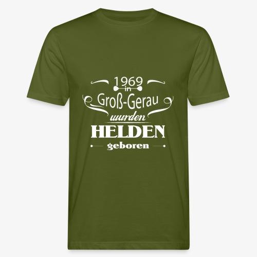 Gross Gerau 1969 - Männer Bio-T-Shirt