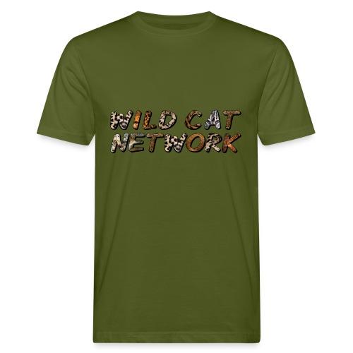 WildCatNetwork 1 - Men's Organic T-Shirt