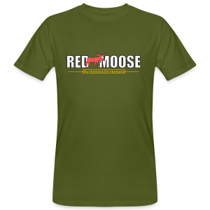 Red Moose logo - Ekologisk T-shirt herr