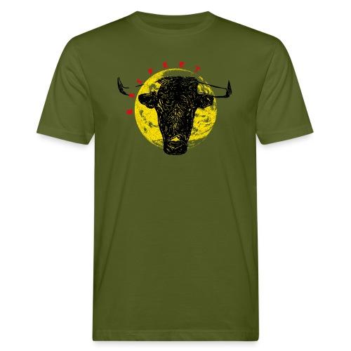 Respect taureau - T-shirt bio Homme