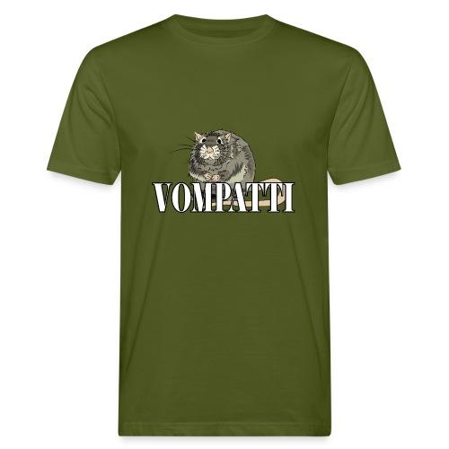 Vompatti - Miesten luonnonmukainen t-paita