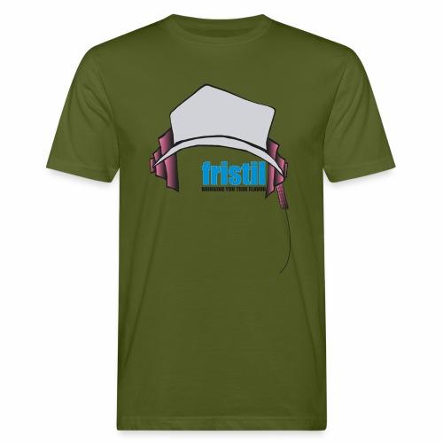 Cap - Ekologisk T-shirt herr
