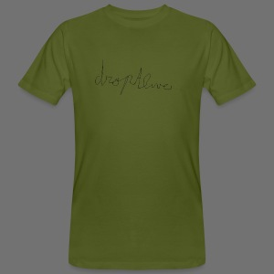 DropAlive - Mannen Bio-T-shirt