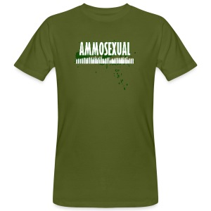 Ammosexual Multi-Caliber (white) - Männer Bio-T-Shirt