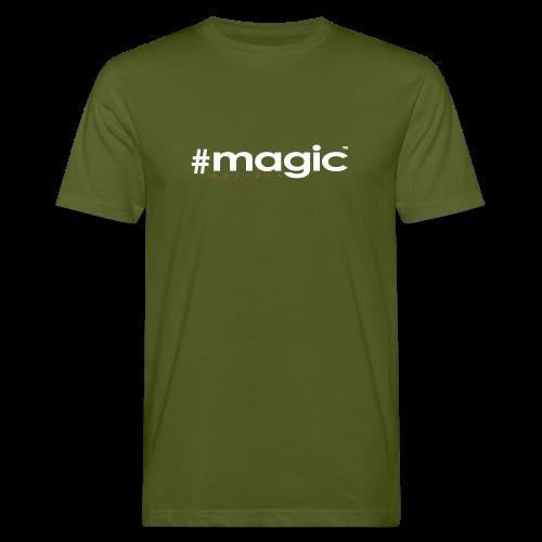# magic - Männer Bio-T-Shirt