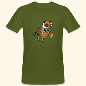 The Tiger - Men's Organic T-shirt