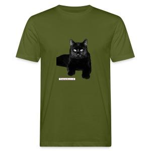Gourmetkater - Männer Bio-T-Shirt