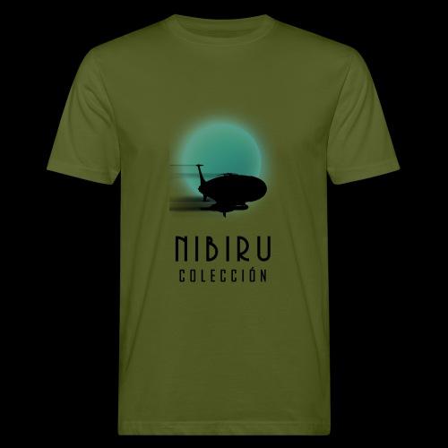NibiruLogo - Camiseta ecológica hombre