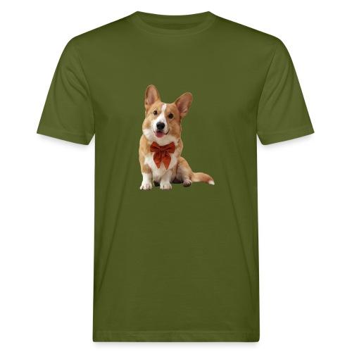 Bowtie Topi - Men's Organic T-Shirt