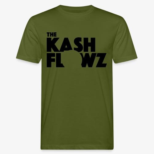 The Kash Flowz Official Black - T-shirt bio Homme