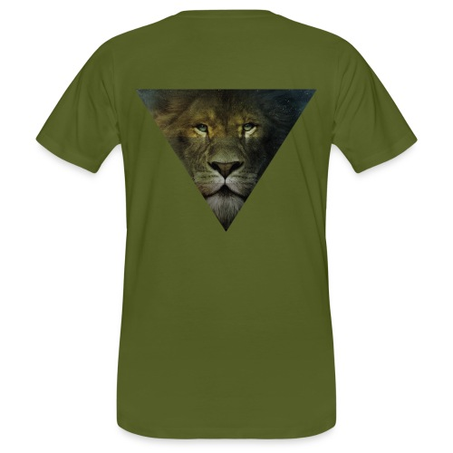 Lion Triangle Collection - T-shirt bio Homme