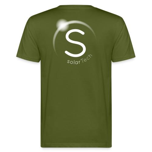 SolarTech - Camiseta ecológica hombre