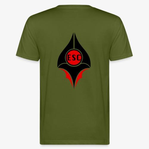 ESC | E-SPORT COMMUNITY - Männer Bio-T-Shirt