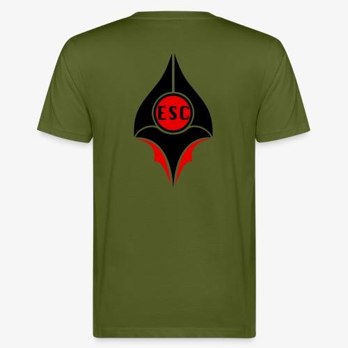 ESC   E-SPORT COMMUNITY - Männer Bio-T-Shirt