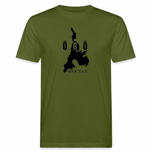 ÖRÖ ISLAND, FINLAND T-SHIRTS, HOODIES + 150 GIFTS - Miesten luonnonmukainen t-paita