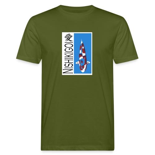 Love Nishikigoi - Männer Bio-T-Shirt