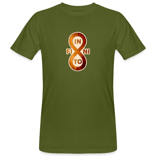 Infinito - Camiseta ecológica hombre