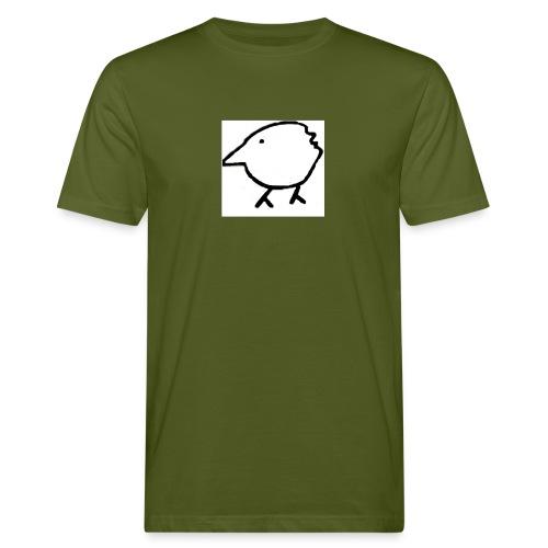 Autsider Fred - Männer Bio-T-Shirt
