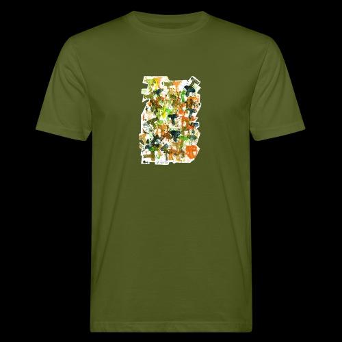 Autumn T BY TAiTO - Miesten luonnonmukainen t-paita