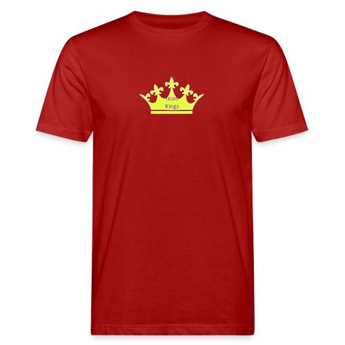 Team King Crown - Men's Organic T-Shirt