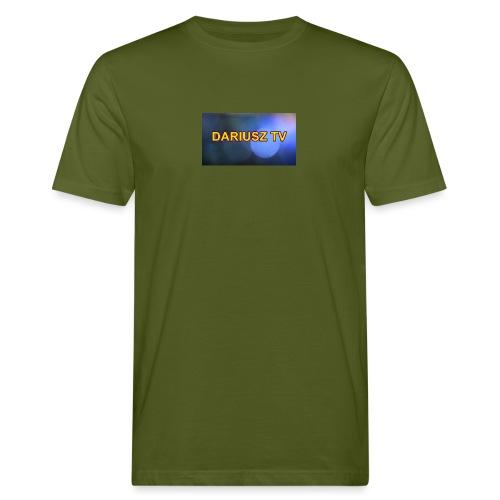 DARIUSZ TV - Ekologiczna koszulka męska