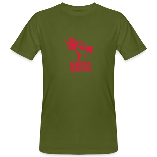kitchen guerilla english small - Men's Organic T-Shirt