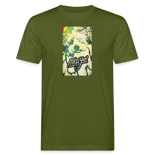 Musste, süsser Hund - Männer Bio-T-Shirt