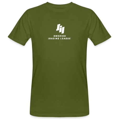 Swedish iRacing League - Ekologisk T-shirt herr