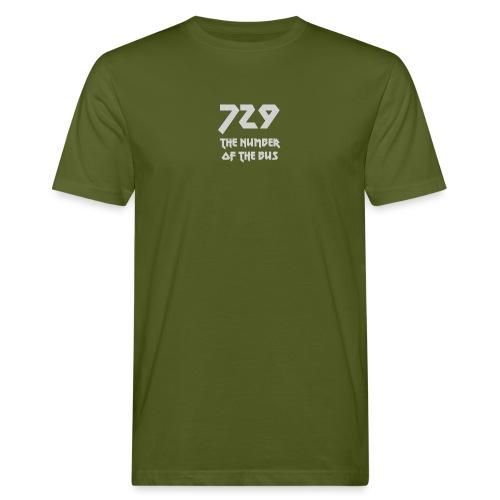 729 grande grigio - T-shirt ecologica da uomo