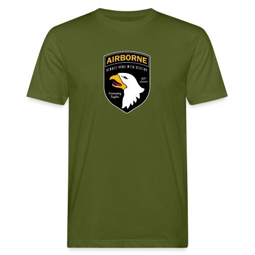 Airborne 101st - T-shirt bio Homme